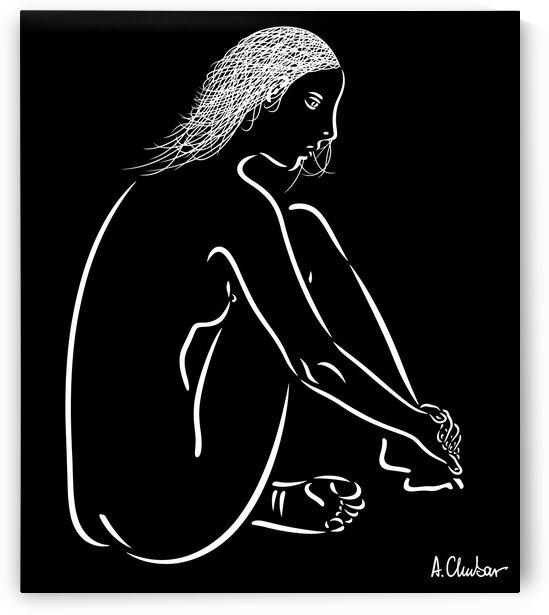 Nude 38 by Alexander Chubar