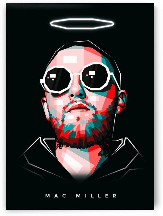 Mac Miller by Creative Art