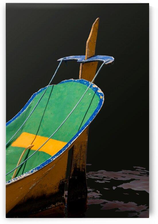 Boat - CXXII by Carlos Wood