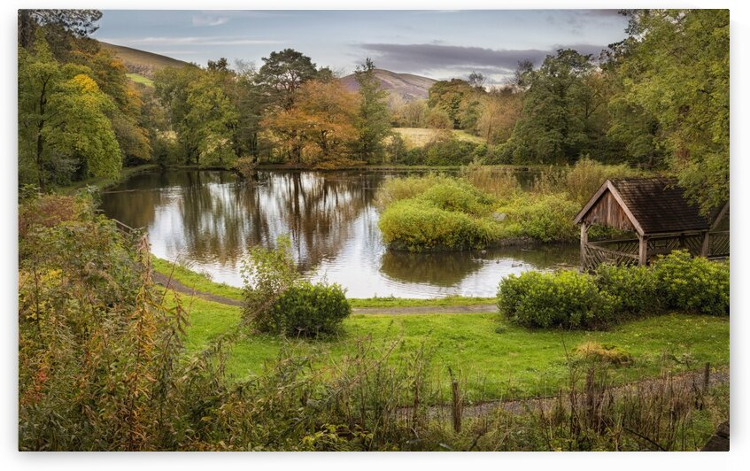 Craig-y-Nos Country park by Leighton Collins