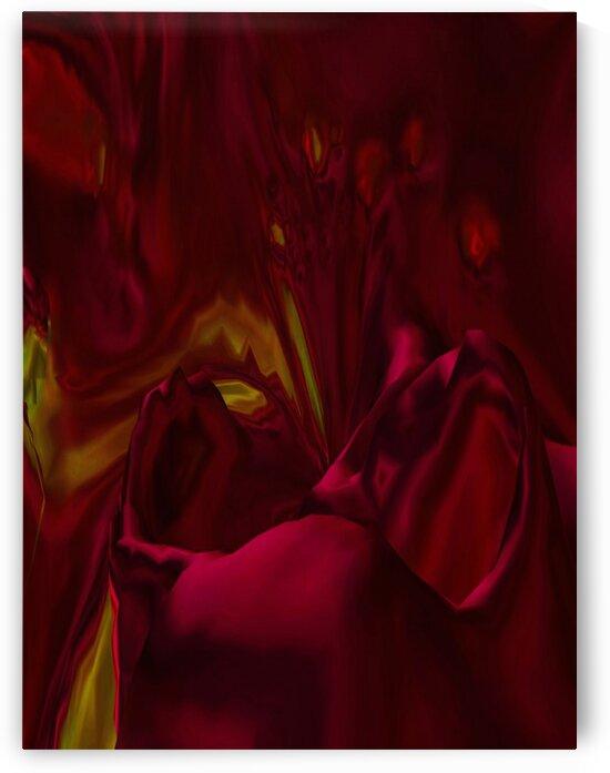 Rose red by Helmut Licht