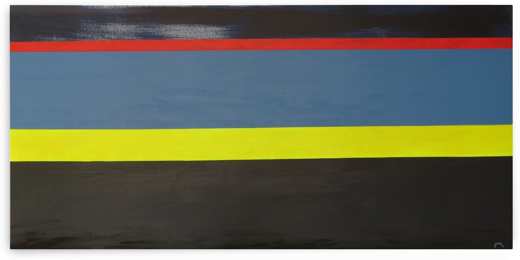 Chromatic Horizon II. by David Uriarte
