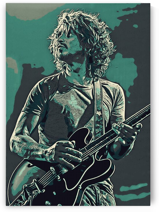 Chris Cornell 17 by Adhi Budi
