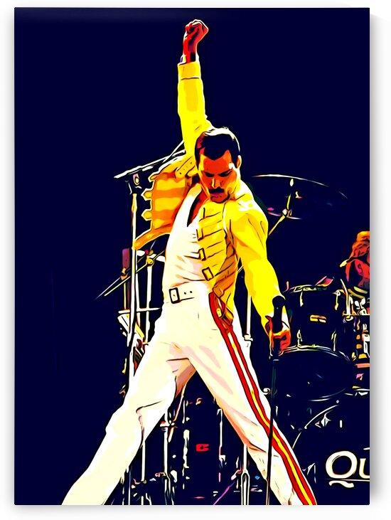 Freddie_Mercury_19 by Adhi Budi