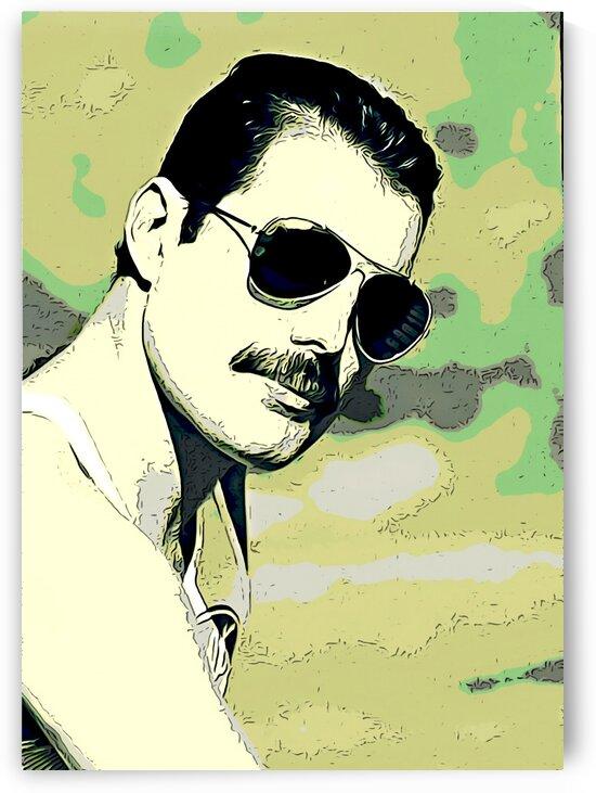 Freddie_Mercury_24 by Adhi Budi
