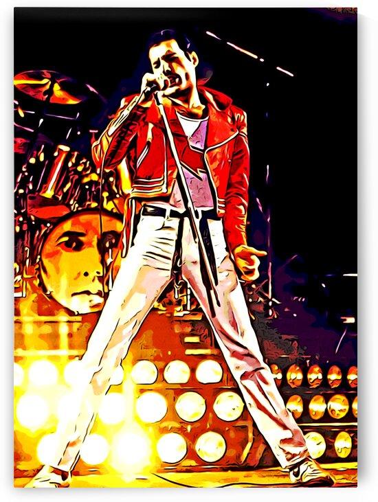 Freddie_Mercury_21 by Adhi Budi