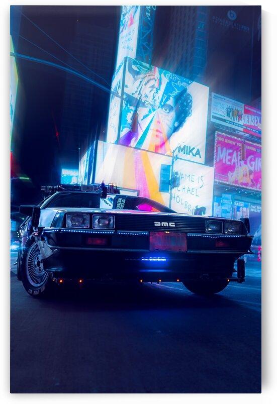 My DeLorean by longfire