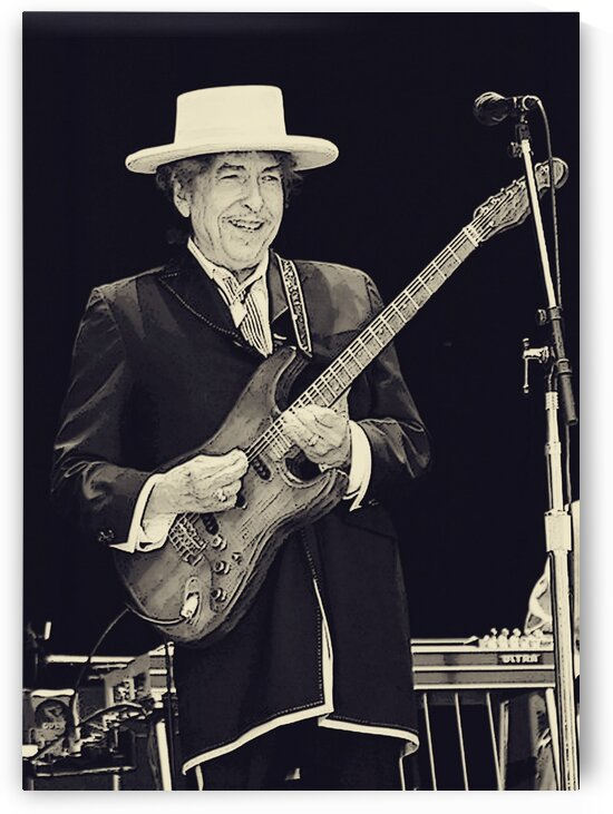 Bob_Dylan_08 by Adhi Budi