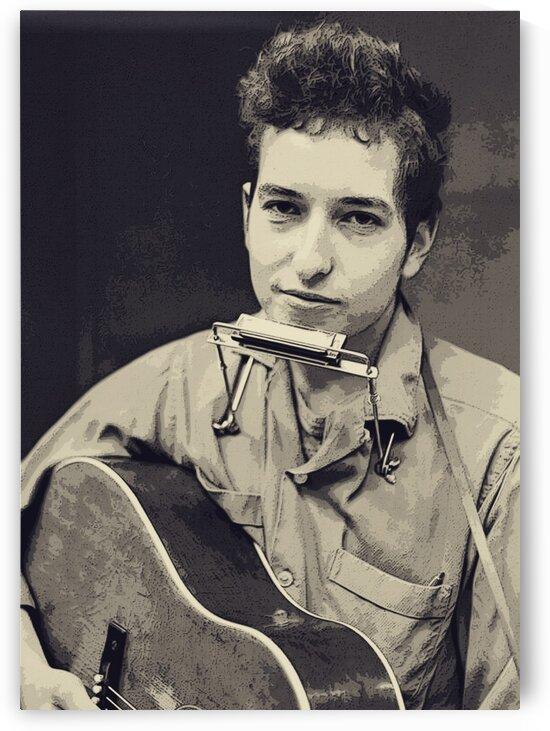 Bob_Dylan_13 by Adhi Budi