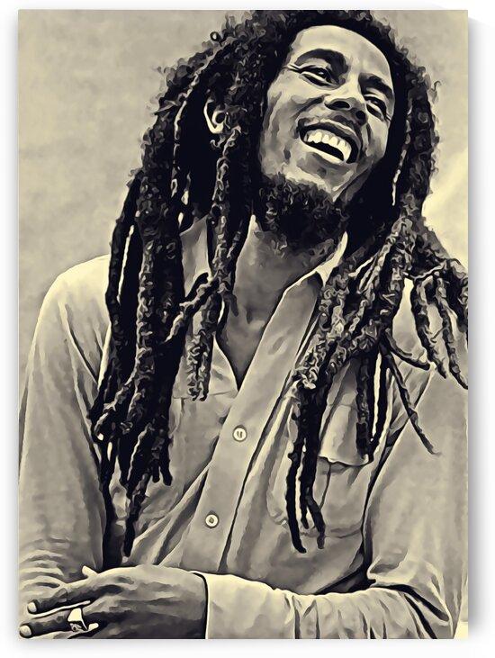 Bob_Marley_17 by Adhi Budi