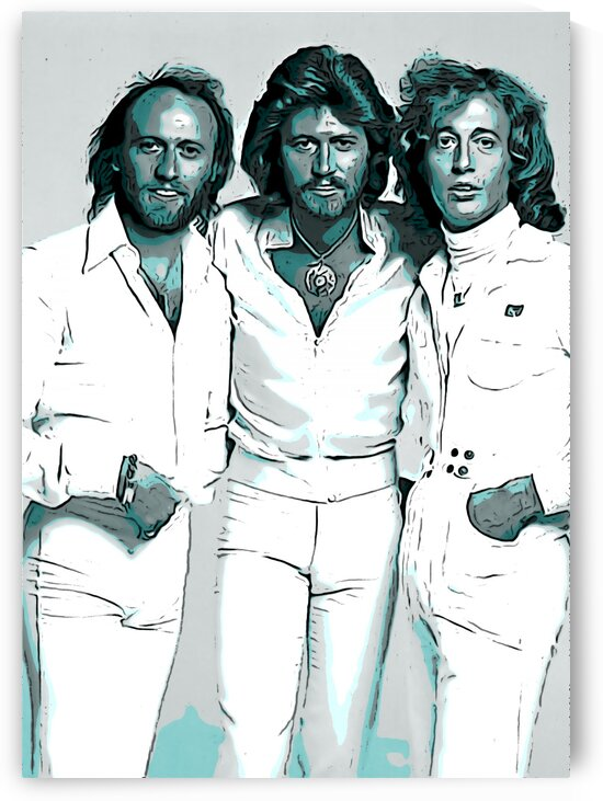 Bee_Gees_10 by Adhi Budi
