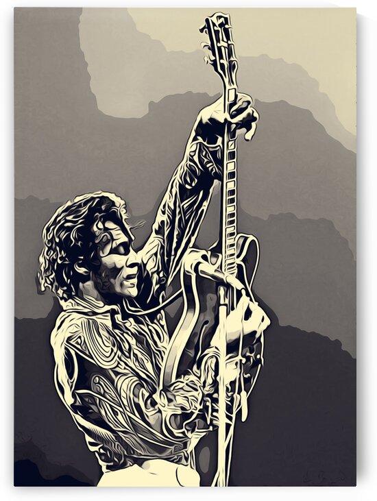 Chuck_Berry_09 by Adhi Budi