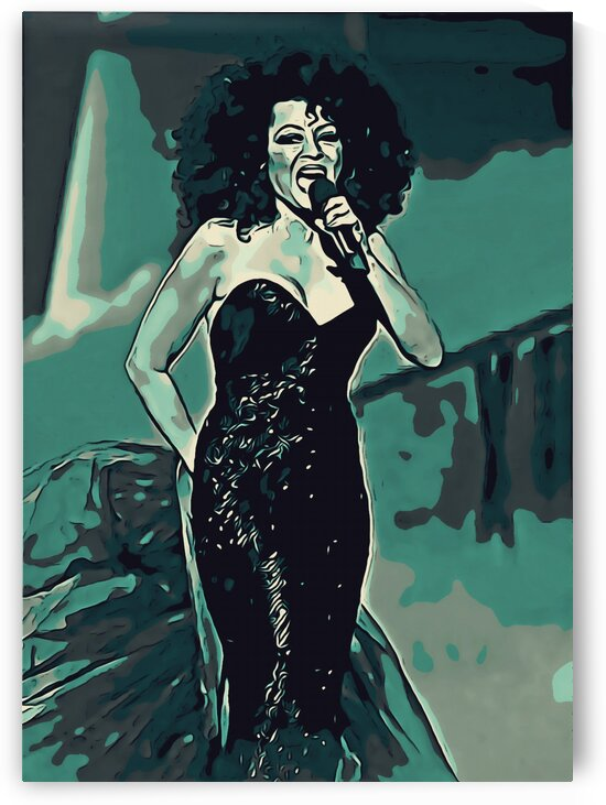 Diana_Ross_05 by Adhi Budi
