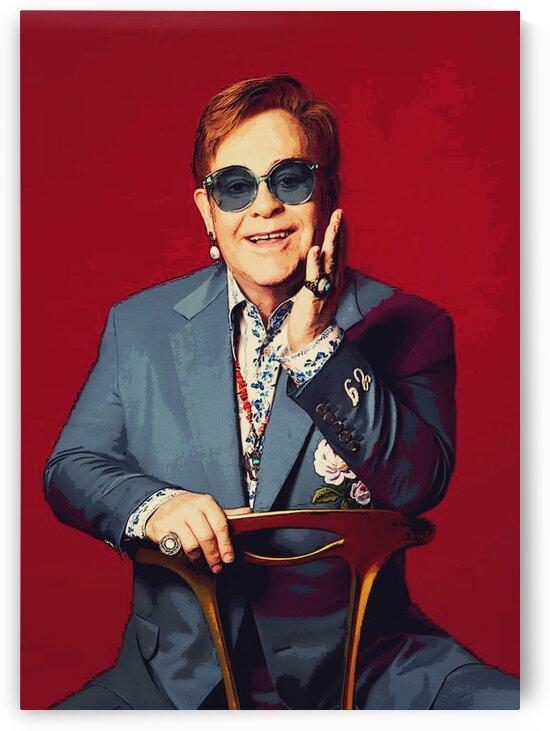 Elton_John_22 by Adhi Budi