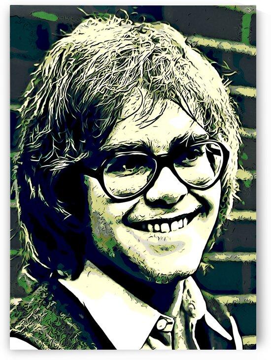 Elton_John_17 by Adhi Budi