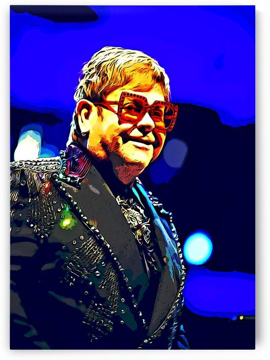 Elton_John_01 by Adhi Budi