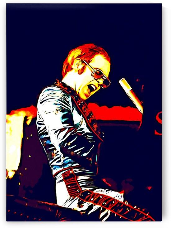 Elton_John_13 by Adhi Budi