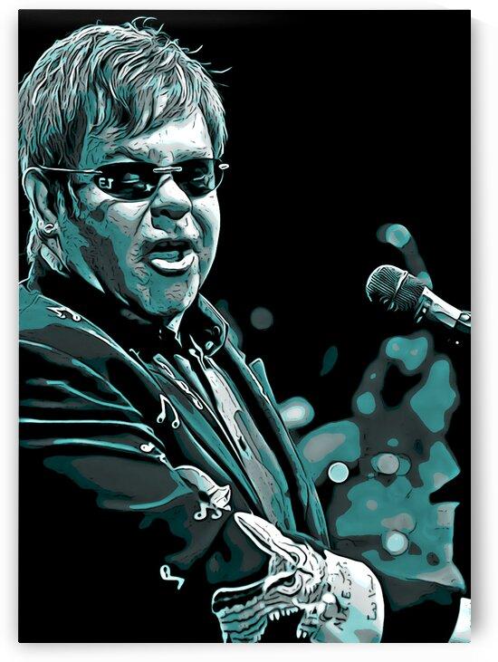 Elton_John_05 by Adhi Budi