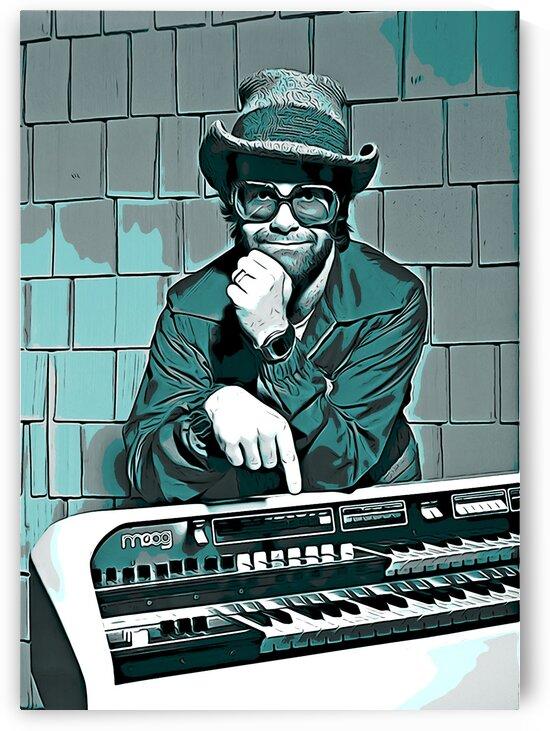 Elton_John_09 by Adhi Budi