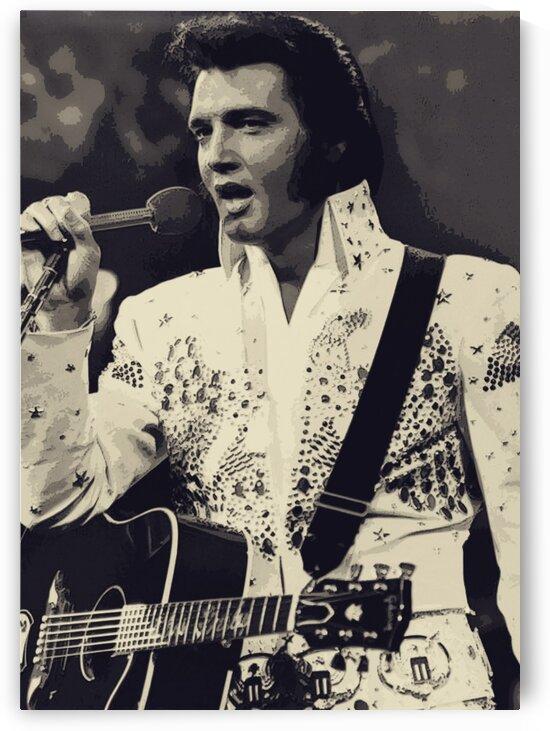 Elvis_Presley_06 by Adhi Budi