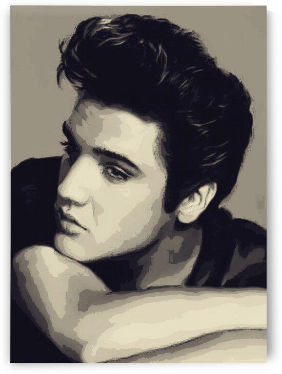 Elvis_Presley_12 by Adhi Budi