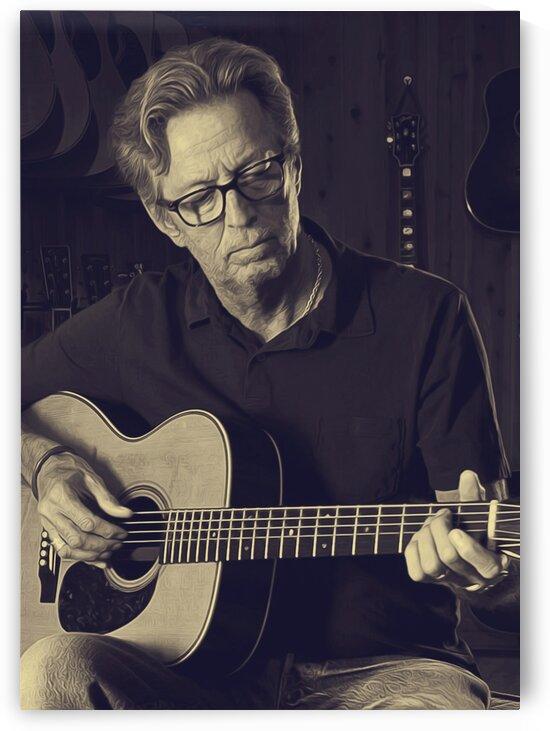 Eric_Clapton_10 by Adhi Budi