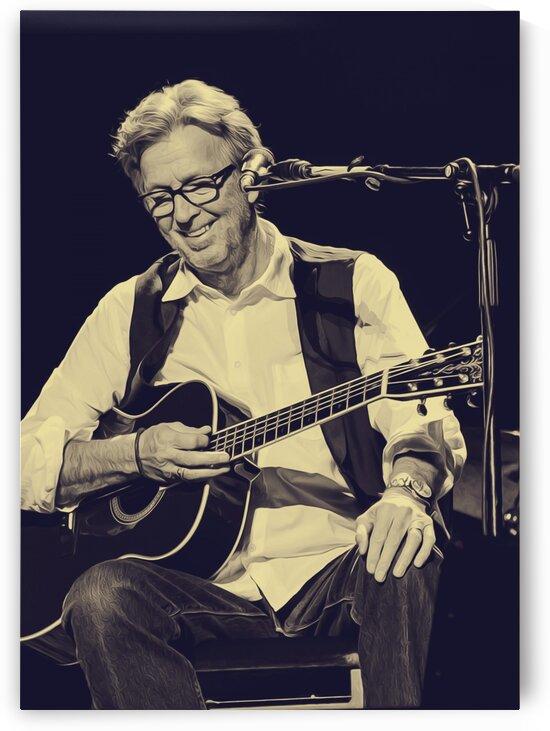Eric_Clapton_08 by Adhi Budi