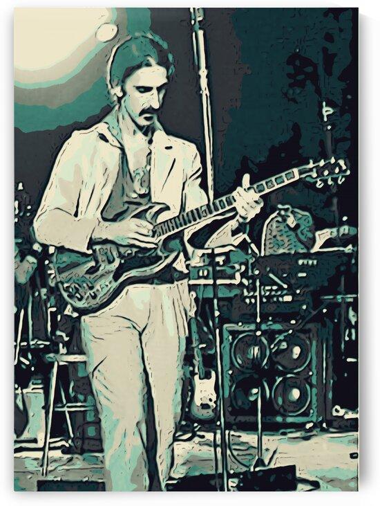 Frank_Zappa_04 by Adhi Budi