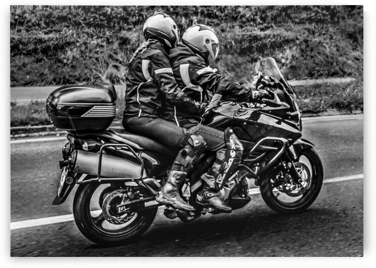 MotorcycleRidersatHighway by Daniel Ferreia Leites Ciccarino
