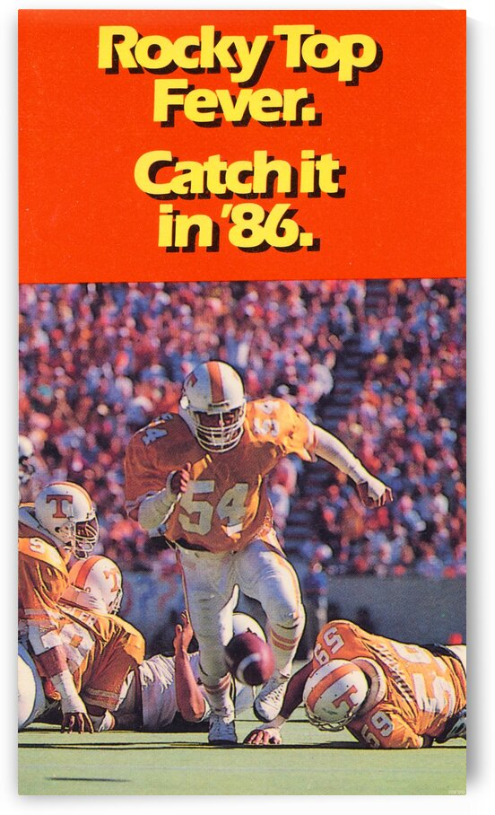 1986 Rocky Top Fever by Row One Brand