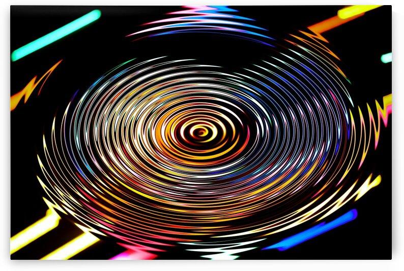 LUMI CIRCLE 001 by ART by OHC