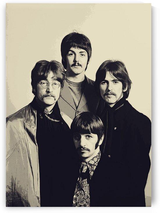 The_Beatles_11 by Adhi Budi