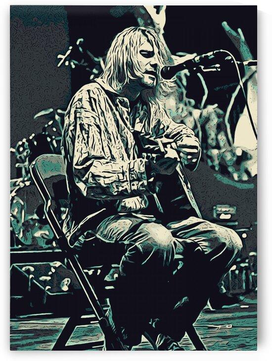 Kurt_Cobain_17 by Adhi Budi