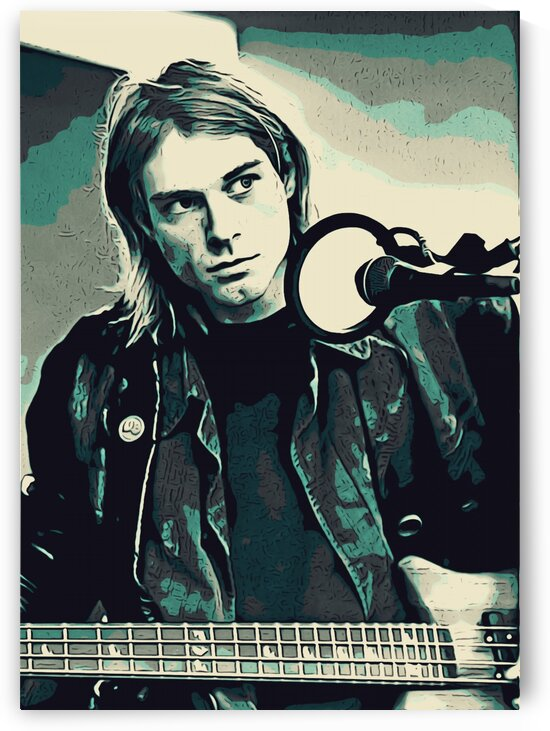 Kurt_Cobain_19 by Adhi Budi