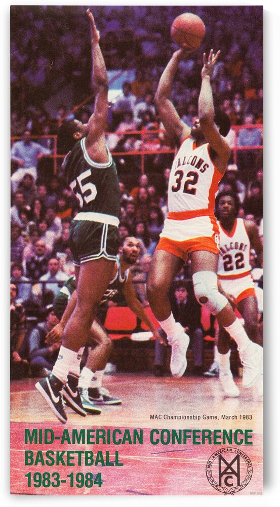 1983 Bowling Green Jump Shot by Row One Brand