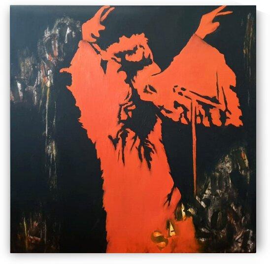 Black Sabbath vol 4 by Iulia Paun ART Gallery