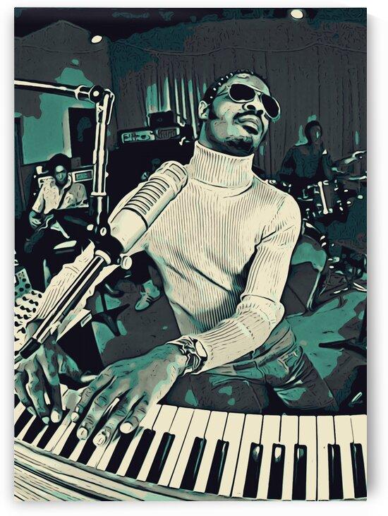 Stevie_Wonder_07 by Adhi Budi