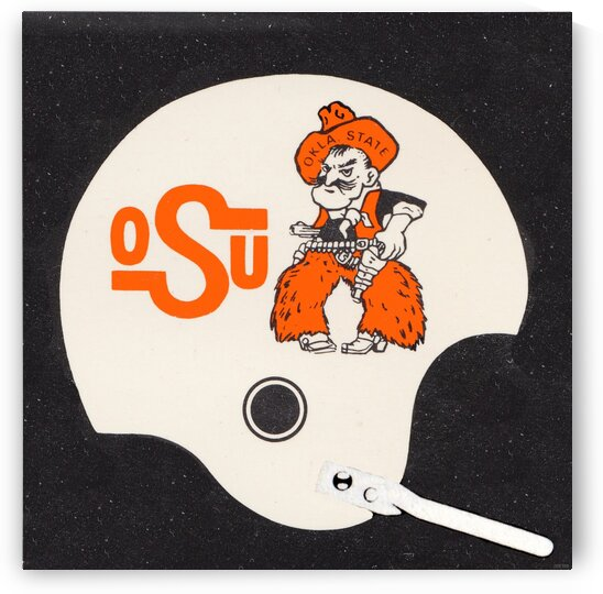 1975 OSU Cowboys by Row One Brand