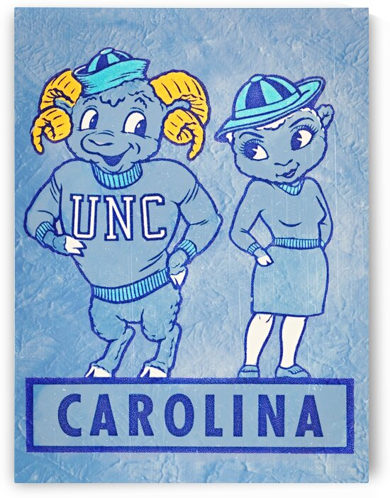 1950s Carolina Couple by Row One Brand
