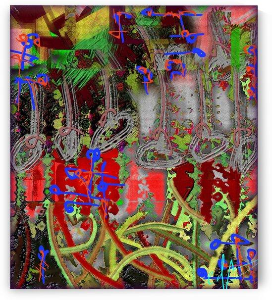 Inorganic Abnormalization by Ed Purchla