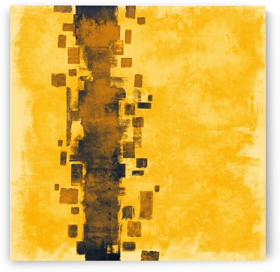 Layers 73 yellow by Imre Toth