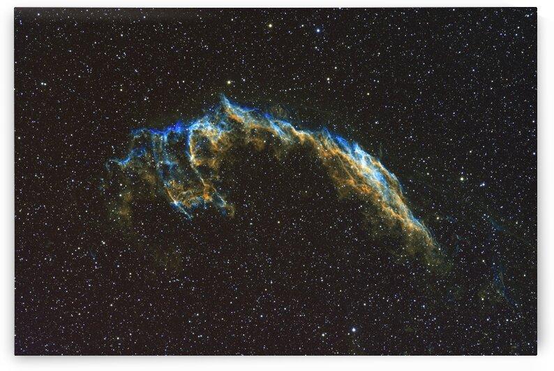 NGC 6992 - East Veil Nebula by Tyler Bogdan