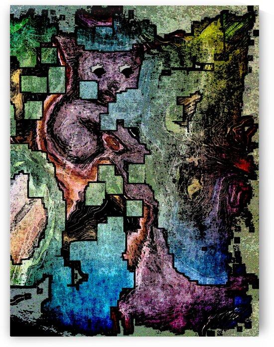 Teddy by Helmut Licht