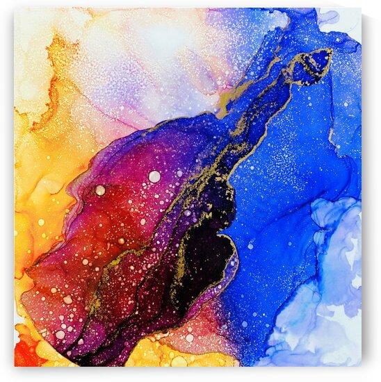Nebula by Kristine Hurd Fine Art
