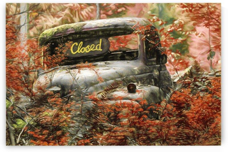Closed For The Season by Carmel Studios