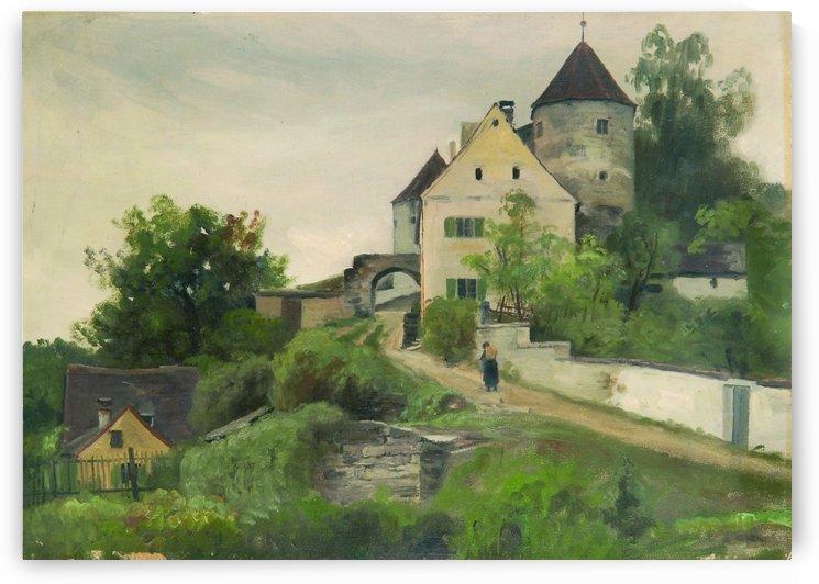 Pappenheim by August Splitgerber