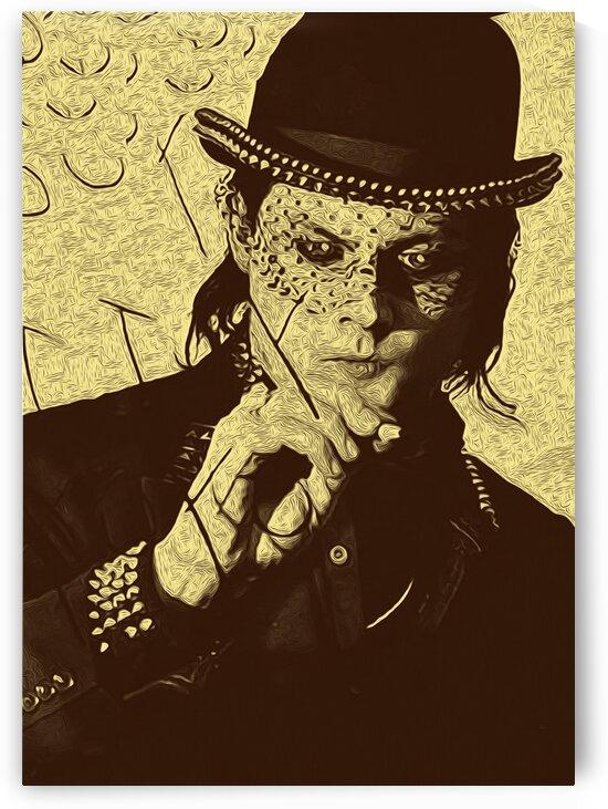 Jack White Vintage 5 by RANGGA OZI