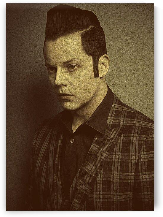 Jack White Vintage 8 by RANGGA OZI