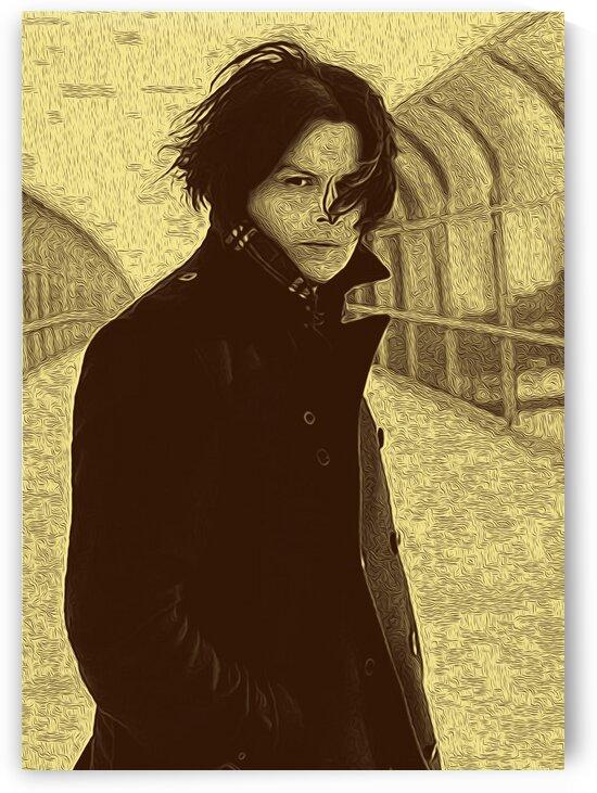Jack White Vintage 13 by RANGGA OZI