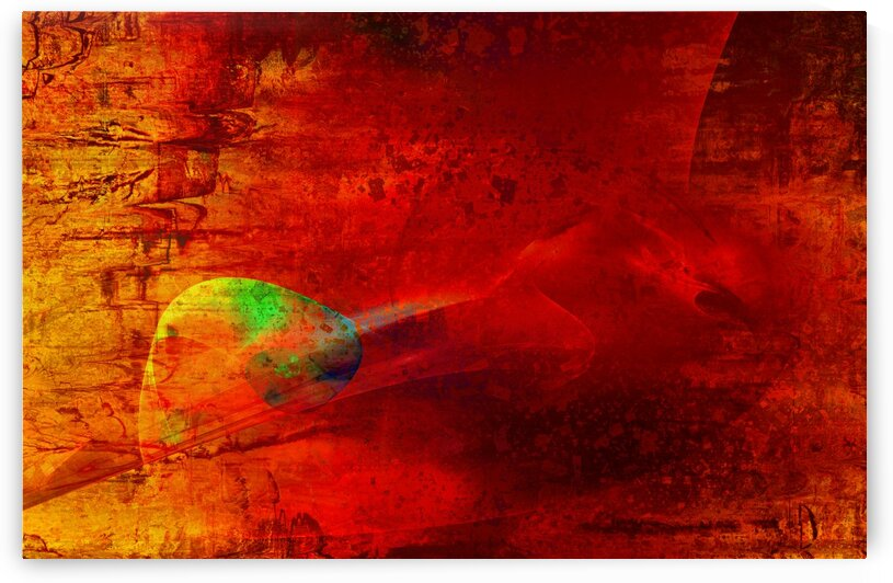 Reddiaz abstraction  by Jean-Francois Dupuis